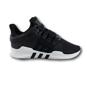 Details about Adidas EQT Support ADV Black/Black/White