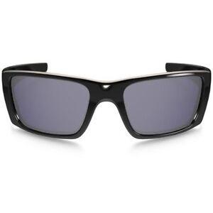 97efe80f9e3 Oakley Fuel Cell Warm Grey Cat3 Polished Black Sunglasses for sale ...