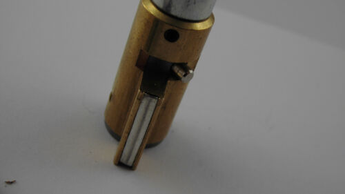 NEIMAN kurz flach INF lock steering Lenkschloss DUCATI 1 Zylinder Oldtimer