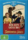 Sorrowful Jones (DVD, 2016)