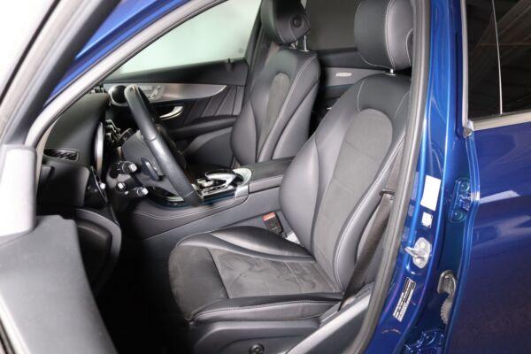 Mercedes GLC350 d 3,0 AMG Line aut. 4-M billede 4