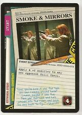 X-Files CCG PROMO Smoke & Mirrors #4 PR97-0006-SC4