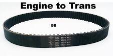 """BDL 11mm 1 1/2"""" Primary Belt 99 Tooth BDL-1185 For Harley-Davidson"""