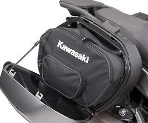 Kawasaki-100LUU0001A-1400GTR-2016-Set-borse-interne-con-logo-Kawasaki