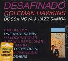 Desafinado: Bossa Nova and Jazz Samba by Coleman Hawkins (CD, Jan-2001, GRP (USA))