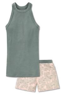 e2e5591bb36dea Details zu SCHIESSER Mädchen Pyjama kurz XS S M L 140 152 164 176  Schlafanzug kurz