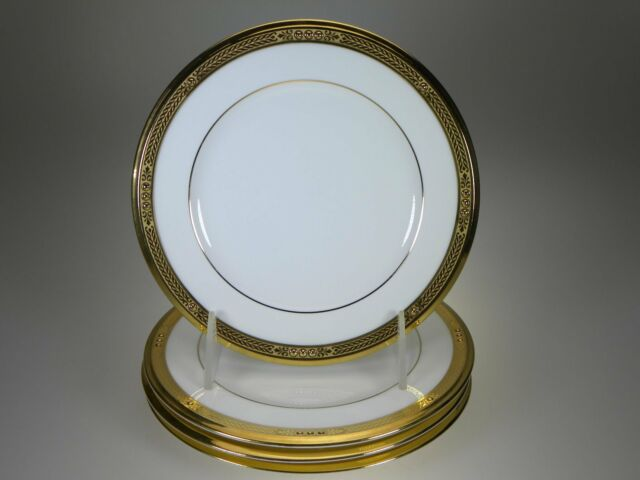 "0301C NORITAKE CRESTWOOD GOLD  BREAD /& BUTTER PLATE 6 3//8/"""