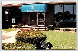 Chicago-Illinois-Emil-Denemark-Cadillac-Close-Up-Showroom-75th-Anniversary-1990