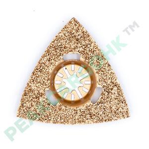 3x-Triangular-Carbide-Rasp-Rough-Sanding-Einhell-Fein-RIDGID-WORX-Makita-Skil