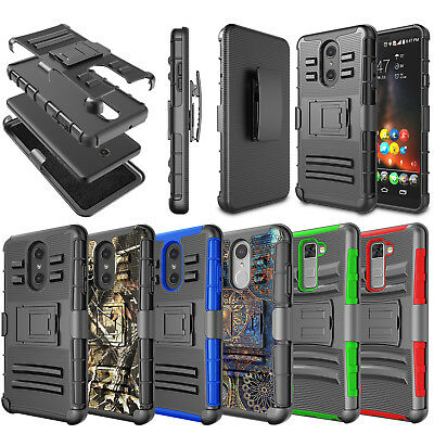 Cell Phone Accessories Honey For Lg Stylo 4/lg Q Stylus /stylus 2 Plus/g7 Thinq Belt Clip Kickstand Hard Case Convenient To Cook Cell Phones & Accessories