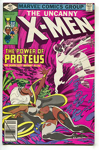 Uncanny-X-Men-127-Marvel-1979-NM-Wolverine-Phoenix-Colossus-Proteus