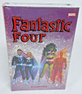 Fantastic-Four-4-Volume-2-by-John-Byrne-Marvel-Comics-Omnibus-New-Factory-Sealed