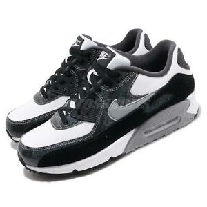 Details about Nike Air Max 90 QS Python White Grey Black SnakeSkin Men Running Shoe CD0916 100