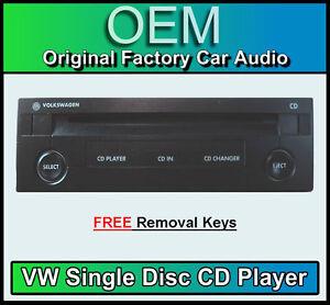 vw passat cd player einzeln cd wechsler f r gamma beta. Black Bedroom Furniture Sets. Home Design Ideas
