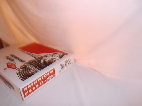 Details about  /AMERICAN FLYER 20425 REPRODUCTION SET BOX AND INSERTS ONLY-NO TRAINS OR CARS