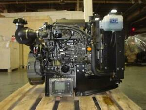 Yanmar-4TNV98-ZNSD-Diesel-Engine-67-7-HP-All-Complete-and-Run-Tested