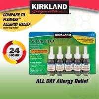 Kirkland Signature Aller-flo, 600 Sprays,new