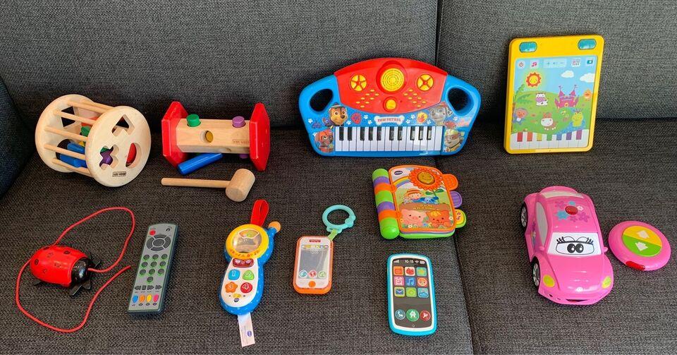 Andet legetøj, Aktivitetslegetøj