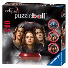 The Twilight Saga: Eclipse - 240 Piece Puzzleball 3D puzzle Globe Challenging