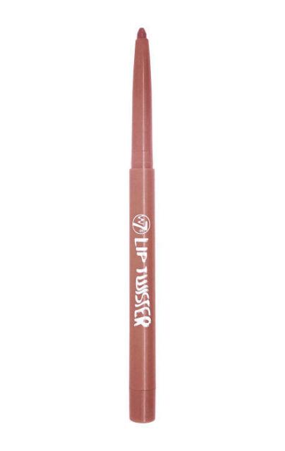 W7 Rust Nude Lip Twister Liner - Outline Lipstick Prime Moisturise Define Colour