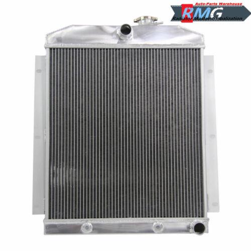 Aluminum Radiator For 1947-1954 Chevrolet Pickup Truck 1948 1949 1950 51 1952 53