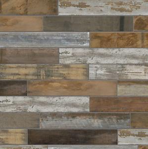 Image Is Loading Wood Look Porcelain Tile Vintage Floor Wall Shower