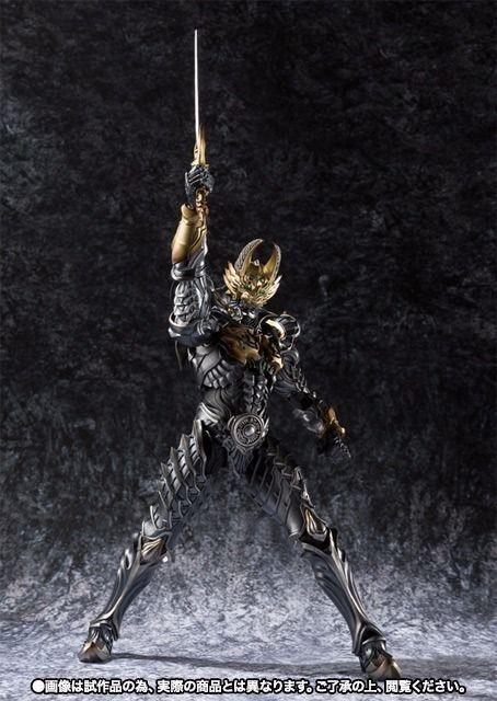 Makai Kadou golden Knight GARO RYUGA Ver Ver Ver Action Figure BANDAI TAMASHII NATIONS ec7aaf