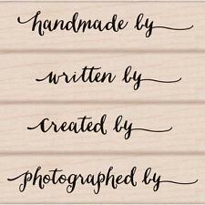Hero Arts Rubber Stamps *handmade,written,created,photographed by* LP336 095354