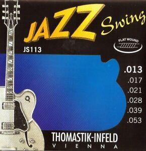 034-Thomastik-Infeld-Jazz-Swing-034-GUITAR-STRINGS-SET-JS113-MADE-IN-AUSTRIA