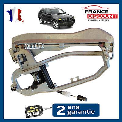00-06 MÉCANISME POIGNÉE DE PORTE AVANT DROITE NEUF E53 BMW X5