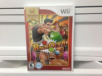 Punch-out (nintendo Wii) Brand Free Shipping