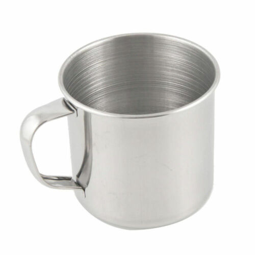 Portable Student CHILD Stainless Steel Coffee Tea Mug Cup-Camping Travel NEUK