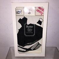 Barbie Doll Silkstone Limited Edition Black Enchantment Fashion Model Collection