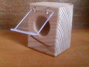 hummelklappe wachsmottensperre f r hummelkasten hummelhaus handarbeit neu 1 ebay. Black Bedroom Furniture Sets. Home Design Ideas