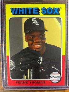 Frank Thomas Baseball Card #149 Topps Archives Chicago White Sox NM-MT MLB HOF