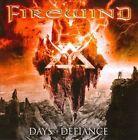 Days of Defiance by Firewind (CD, Oct-2010, Century Media (USA))