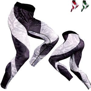 Men-039-s-Compression-Cool-Dry-Pants-Baselayer-Basketball-Fitness-Running-Leggings