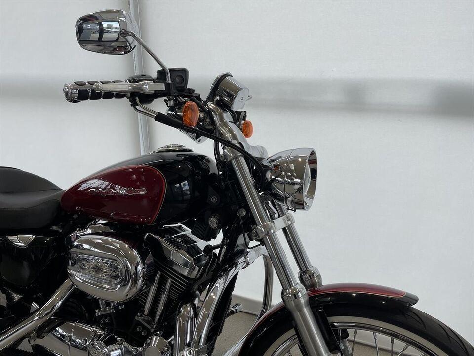 Harley-Davidson, XL 1200 Custom, ccm 1200