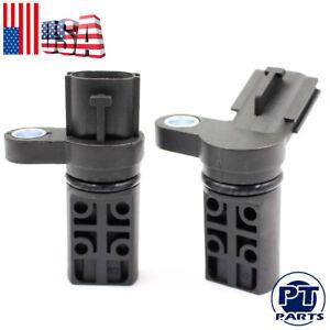 Right Fit Infiniti /& Nissan US A pair Camshaft Crankshaft Position Sensor Left