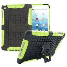 Ibrido Outdoor Cover Custodia Protettiva Verde per Apple iPad 2/3/4 Borsa Case