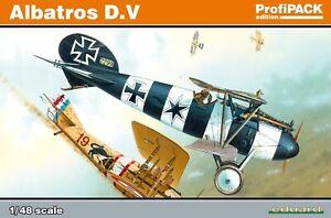 Eduard-1-48-Albatros-D-V-ProfiPack-Edition-K8113
