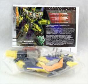Transformers Botcon 2014 Pirate Brimstone Exclusif Scellé