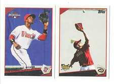 2009 Topps Diamondbacks Team Set 1&2 Update Webb Justin Upton Randy Johnson 33