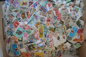 1000s DIFFERENT Mint/Used WORLDWIDE Stamps Collection Lot Pack of 1000+