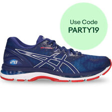 ASICS Men's GEL-Nimbus 20 Shoe - Blue Print/Race Blue