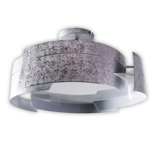 Deckenleuchte Design Deckenstrahler Deckenlampe Lampe Deckenlampen silber Farben