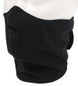 Mascara-cabeza-Termal-Negra-Corta-Viento-Boca-pasamontanas-negro-moto
