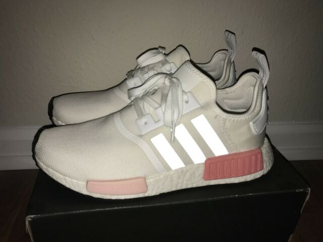 31c36a197a66e ... trainers shoes ce03f 1fe5c  where to buy adidas nmd r1 white pink  by9952 womens size 10 2017 release running yeezy