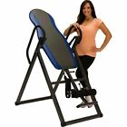 Fitness Inversion Table 300 LB IRONMAN Essex 990 Home Therapy Back Body Exercise