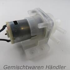 12V 80l/h Kreiselpumpe Pumpe Dosierpumpe Umfüllpumpe Wasserpumpe Elektropumpe